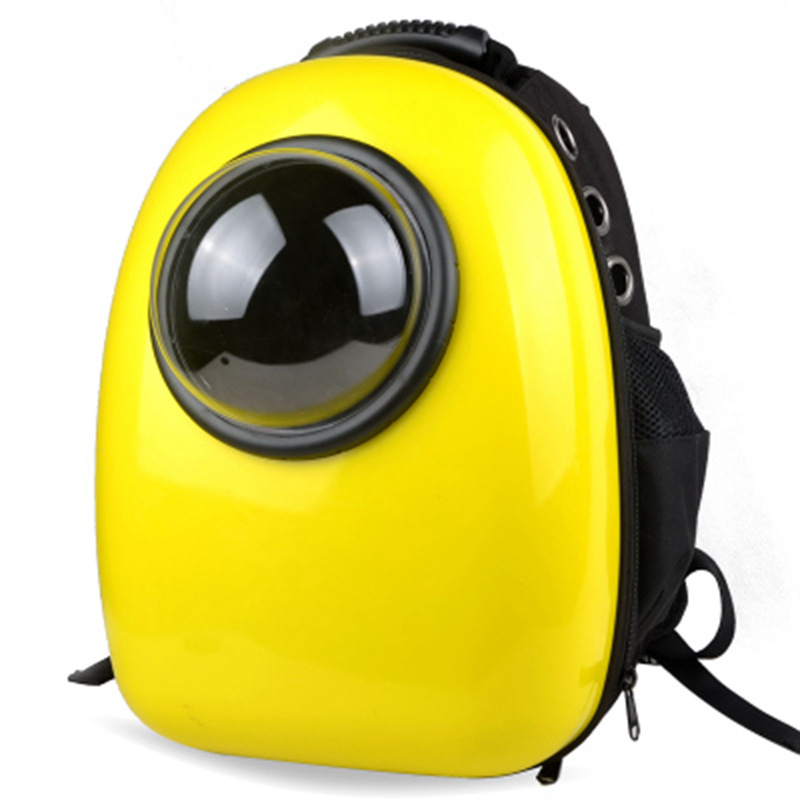 Pet Bag for Small Dog and Cat Yellow